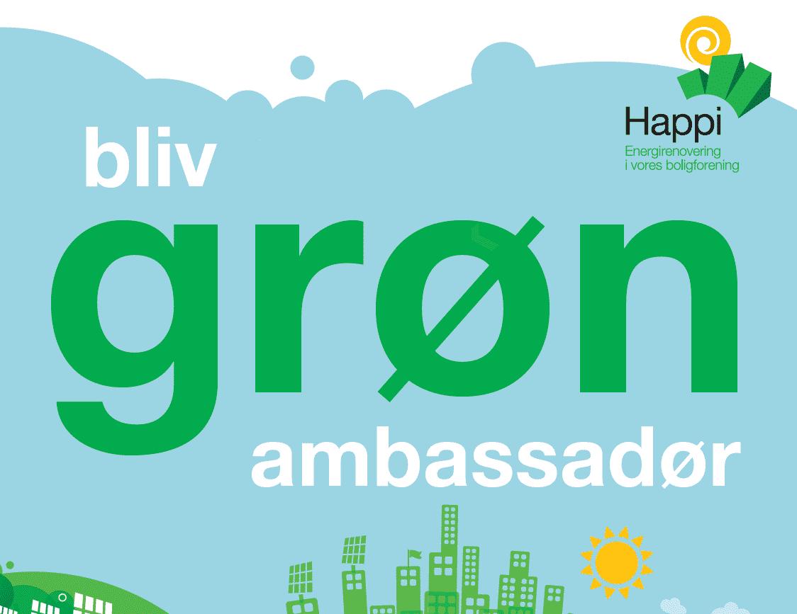 Meld dig som Grøn Ambassadør